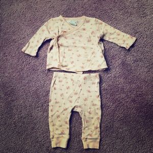 Ralph Lauren 6-12 month pj's baby bundle